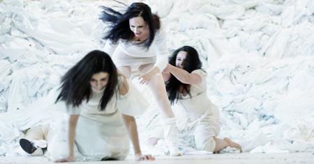 Три сестры - театр Каммершпилле, Мюнхен