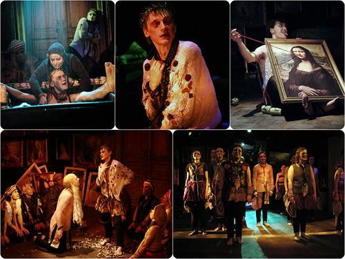 Гамлет - Коляда-театр