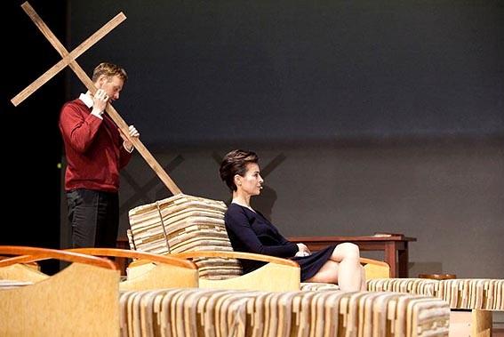 Лед - Национальный театр (Варшава), реж. Константин Богомолов