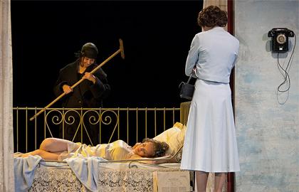 Прекрасное воскресенье для пикника - Московский Новый драматический театр