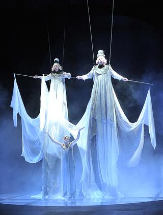 Театр «Мастерская П.Фоменко» - Гиганты горы